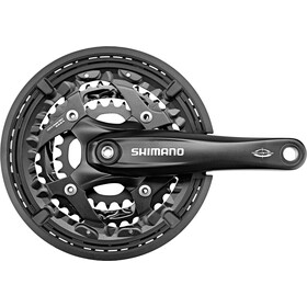 Shimano FC-T521 Guarnitura, black